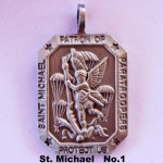 SAINT MICHAEL PATRON OF PARATROOPERS PROTECT US