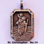 ST. CHRISTOPHER PROTECT US