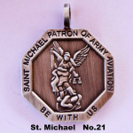 SAINT MICHAEL PATRON OF ARMY AVIATION BE WITH US