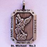 SAINT MICHAEL PATRON OF SOLDIERS PROTECT US