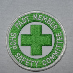 14-5PSSC PAST MEMBER SHOP SAFETY COMMITTEE