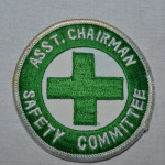 14-5ACSC ASST. CHAIRMAN SAFETY COMMITTEE