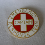 1933ERTC EMERGENCY RESPONSE TEAM CAPTAIN