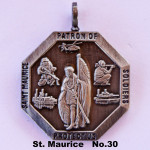 SAINT MAURICE PATRON OF SOLDIERS PROTECT US