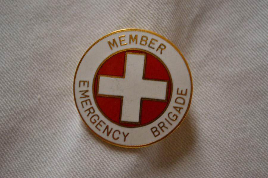 1933EBM- EMERGENCY BRIGADE MEMBER