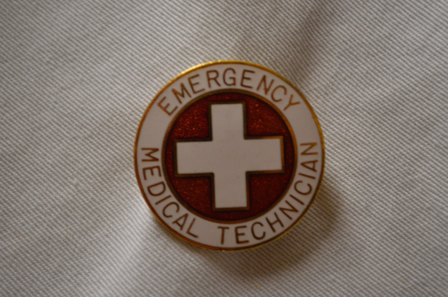 1933EMT- EMERGENCY MEDICAL TECHNICIAN