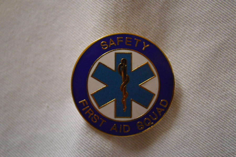 1933SFAS - SAFETY FIRST AID SQUAD