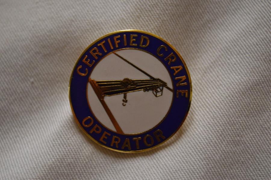 19330CC0- OVERHEAD CERTIFIED CRANE OPERATOR