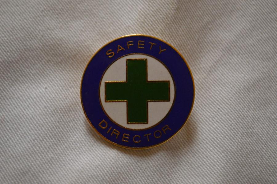 1933SDIR - SAFETY DIRECTOR