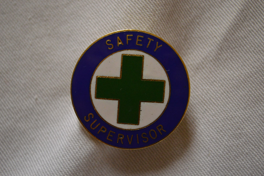 1933SSU- SAFETY SUPERVISOR