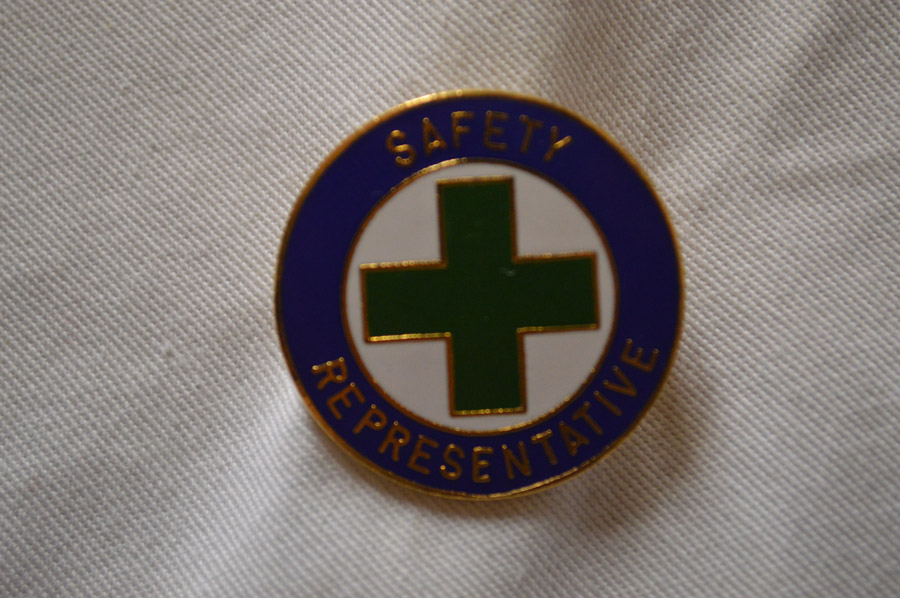 1933SR - SAFETY REPRESENTATIVE
