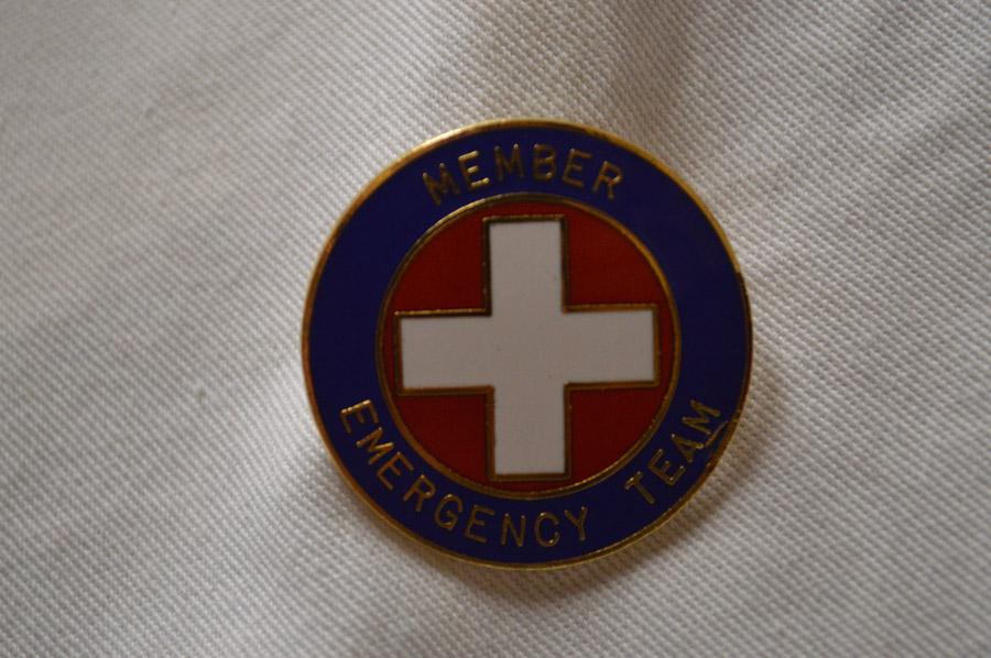 1933XMET- EMERGENCY TEAM MEMBER