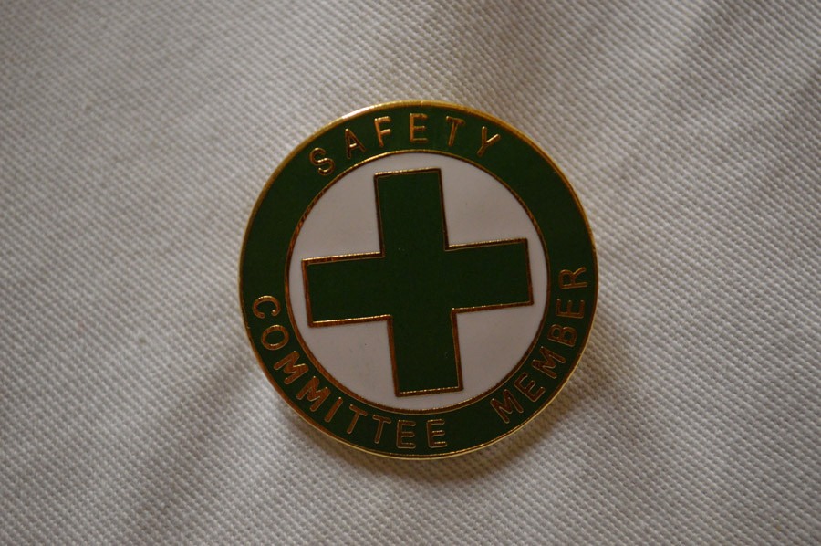 1933SCM- SAFETY COMMITTE MEMBER