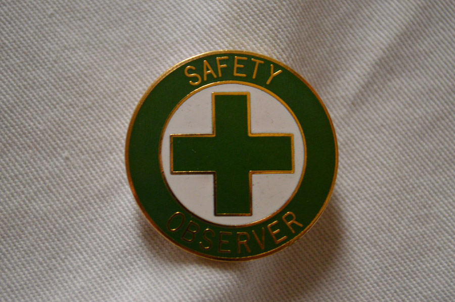 1933SO - SAFETY OBSERVER