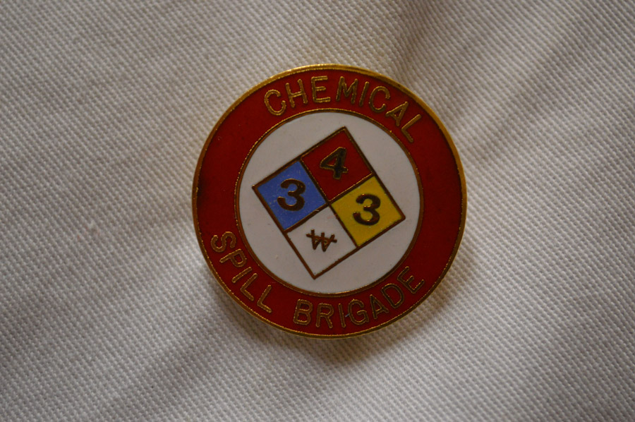 1933CSB- CHEMICAL SPILL BRIGADE