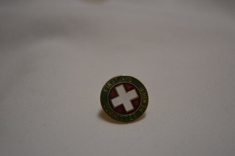 1933MFACM FIRST AID COMMITTEE MEMBER