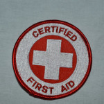 14-5CFA CERTIFIED FIRST AID