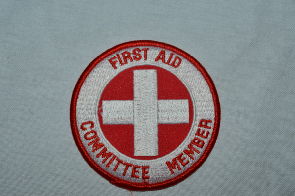14-5FACM FIRST AID COMMITTEE MEMBER