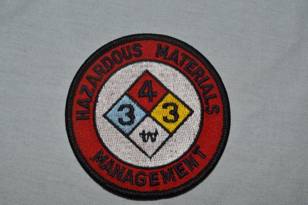 14-5HMM HAZARDOUS MATERIALS MANAGEMENT