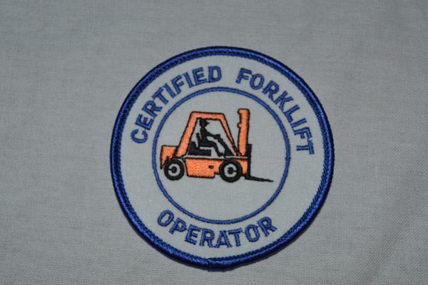 14-5CFLO CERTIFIED FORKLIFT OPERATOR