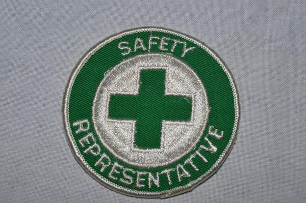 14-5SR SAFETY REPRESENTATIVE