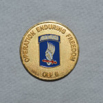MILITARY COIN 09