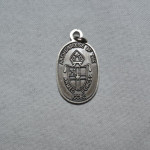 ST. MICHAEL MEDALLION BACK SIDE 008