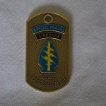 DOG TAG STYLE MILITARY COIN HAAKE 2
