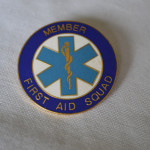 1933FASM MEMBER FIRST AID SQUAD