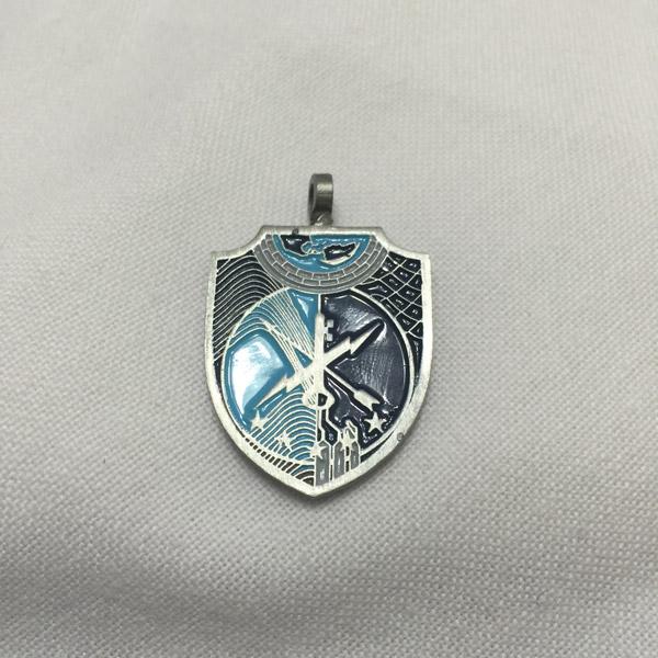 custom shape and design medallion