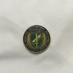 MILITARY COIN BACK DESIGN
